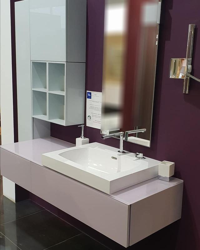 Мебель для ванной комнаты-Мебель для ванной «Модель 28»-фото1