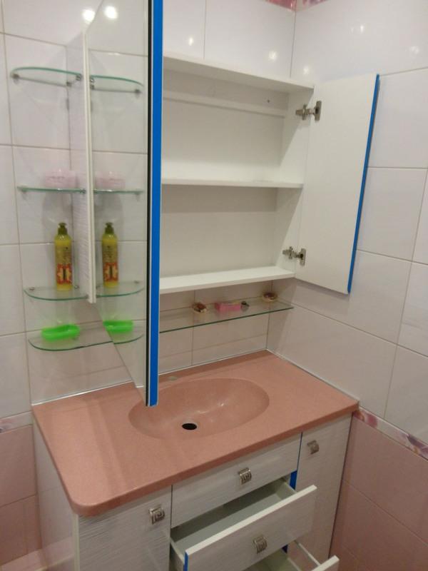 Мебель для ванной комнаты-Мебель для ванной «Модель 15»-фото2