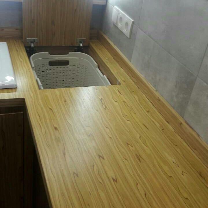 Мебель для ванной комнаты-Мебель для ванны «Модель 49»-фото3