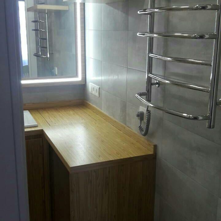 Мебель для ванной комнаты-Мебель для ванны «Модель 49»-фото4