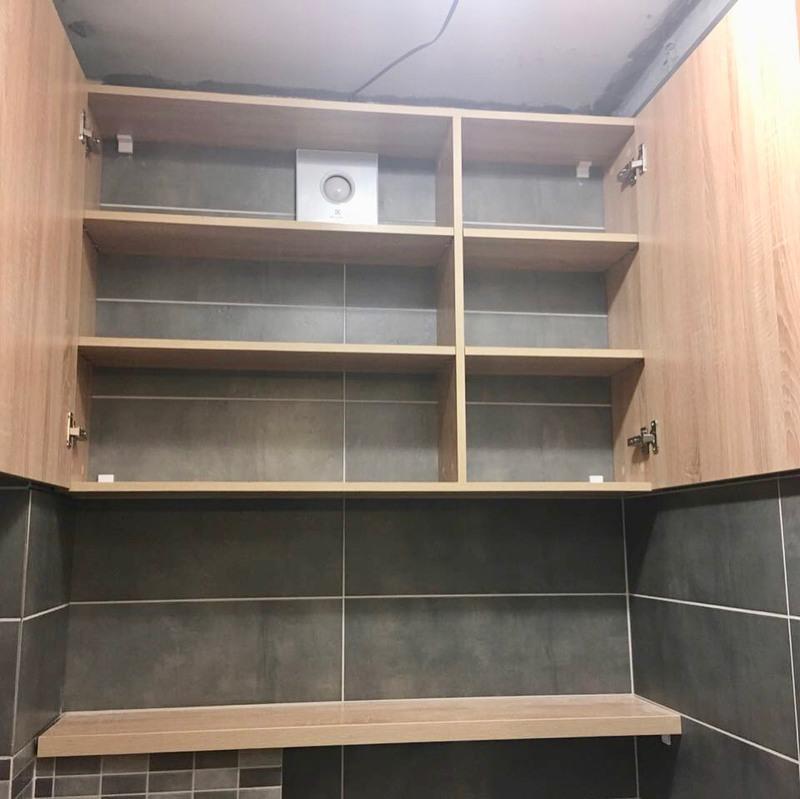 Мебель для ванной комнаты-Мебель для ванной «Модель 91»-фото2