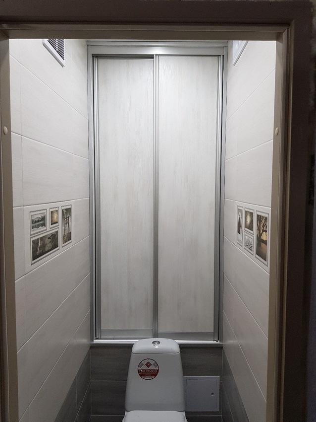 Встроенные шкафы-купе-Шкаф-купе из ЛДСП «Модель 343»-фото1