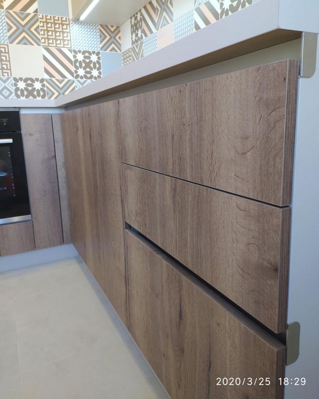 Купить кухню-Кухня из ЛДСП «Модель 621»-фото2