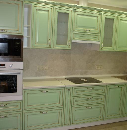 -Кухня МДФ в ПВХ «Модель 326»-фото12