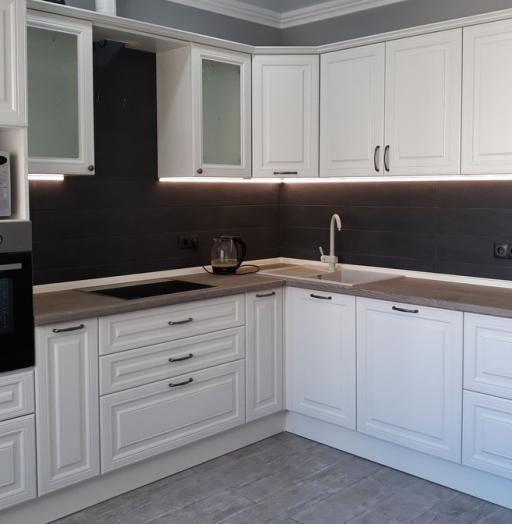 -Кухня МДФ в ПВХ «Модель 278»-фото23