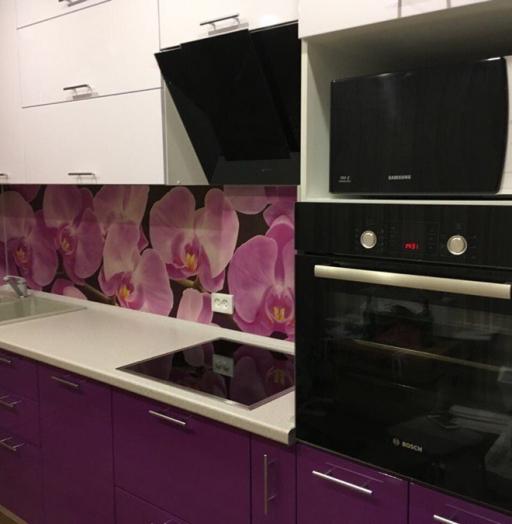 -Кухня из пластика «Модель 267»-фото4