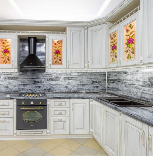 -Кухня МДФ в эмали «Модель 47»-фото14