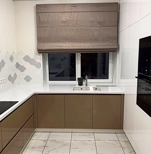 -Кухня МДФ в ПВХ «Модель 60»-фото1