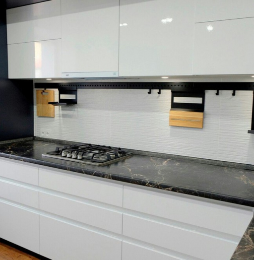 -Кухня МДФ в ПВХ «Модель 81»-фото15