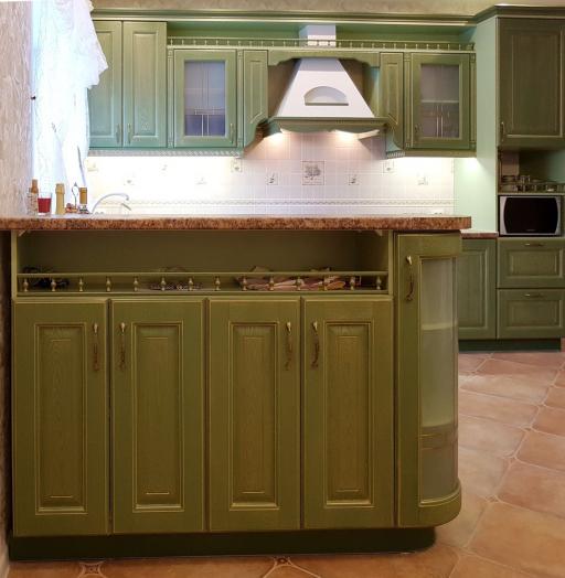 -Кухня из массива «Модель 23»-фото11